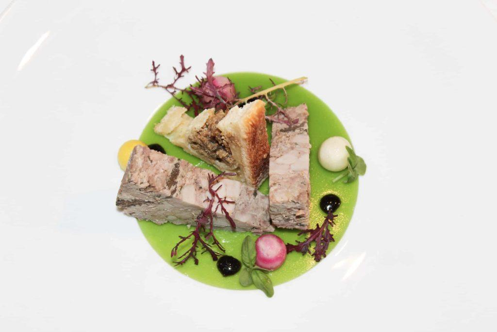 Photo terrine de ris de veau à emporter à Clermont Ferrand Montrognon Traiteur